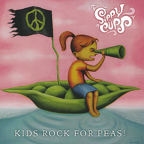 Play & Download Kids Rock for Peas by The Sippy Cups | Napster