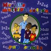 Mrs. D's Multiplication Rap Remix (Feat. Stevie Stone) by Stevie Stone