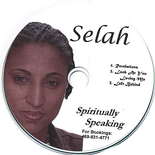 Spiritually Speaking by Selah