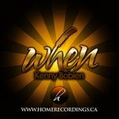 When by Kenny Bobien