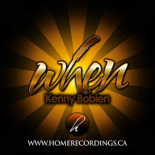 Play & Download When by Kenny Bobien | Napster
