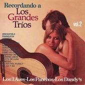 Play & Download Recordando a Los Grandes Tríos Vol. 2 by Various Artists | Napster