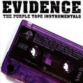 The Purple Tape Instrumentals by Evidence