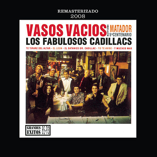 Play & Download Vasos Vacios by Los Fabulosos Cadillacs | Napster