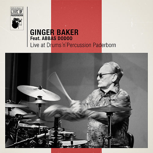 Live At Drums 'n' Percussion Paderborn by Ginger Baker