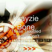 Play & Download These Troubled Times (I Don't Wanna Die) [International Soul Version] [feat. Ne-Yo & Ahmed Soultan] by Krayzie Bone | Napster