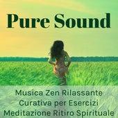 Play & Download Pure Sound - Musica Zen Rilassante Curativa per Esercizi Meditazione Ritiro Spirituale con Suoni Benessere della Natura Strumentali by Zen Music Garden   Napster