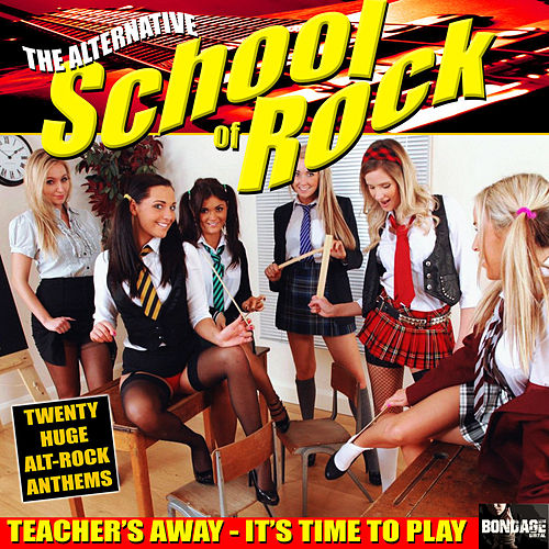 The Alternative School Of Rock by Various Artists