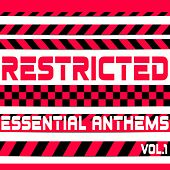 Play & Download Restricted Essential Anthems, Vol. 1 - 100% Dance Music by Various Artists | Napster