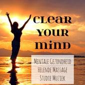 Play & Download Clear Your Mind - Studie Mentale Gezondheid Helende Massage Muziek voor Diepe Ontspanning Spa Behandelingen met Instrumentale Natuur Geluiden by Study Music Academy | Napster