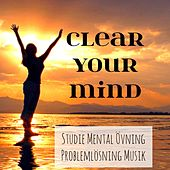 Play & Download Clear Your Mind - Studie Mental Övning Problemlösning Musik för Djup Avslappning Energibalansering med Natur Instrumental New Age Ljud by Study Music Academy | Napster