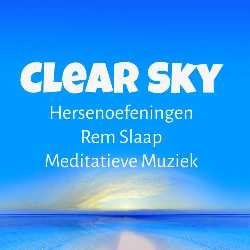 Clear Sky - Hersenoefeningen Rem Slaap Meditatieve Muziek voor Holistische Massage Biofeedback Therapie Natuur Geluiden by Sleep Music System