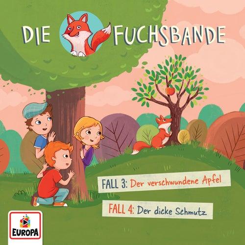 002/Fall 3: Der verschwundene Apfel / Fall 4: Der dicke Schmutz von Die Fuchsbande