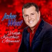 Vrolijk Kerstfeest Allemaal by John West