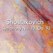 Shostakovich Symphony No. 10, Op. 93 by The St Petra Russian Symphony Orchestra