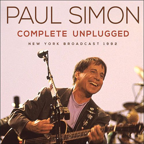 Complete Unplugged (Live) by Paul Simon