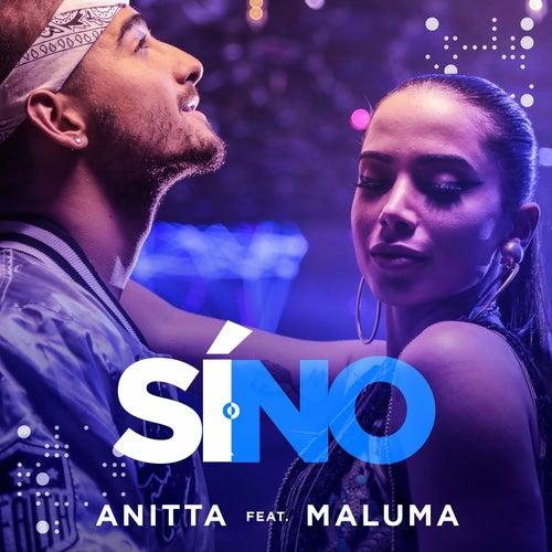 Sí o no (Feat. Maluma) de Anitta