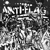 Live, Vol. 1 by Anti-Flag