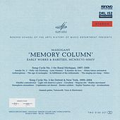 Memory Column, Early Works & Rarities by Mahogany