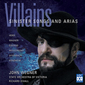 Villains - Sinister Songs And Arias von Various Artists