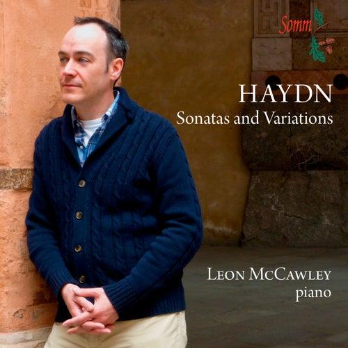 Haydn: Sonatas & Variations by Leon McCawley
