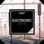 Electronic Items, Pt. 1 by Various Artists
