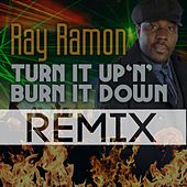 Turn It Up 'N' Burn It Down (Remixes) by Ray Ramon