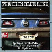 The Thin Blue Line (Original Soundtrack) (Nonesuch store edition) by Philip Glass