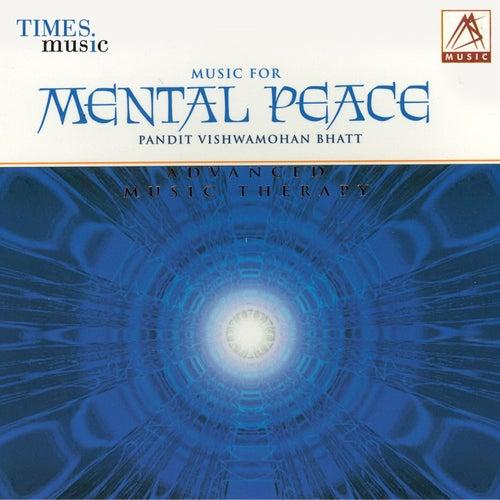 Music for Mental Peace by Pandit Ronu Majumdar