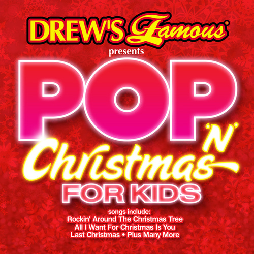 Pop 'N' Christmas Songs For Kids by The Hit Crew(1)