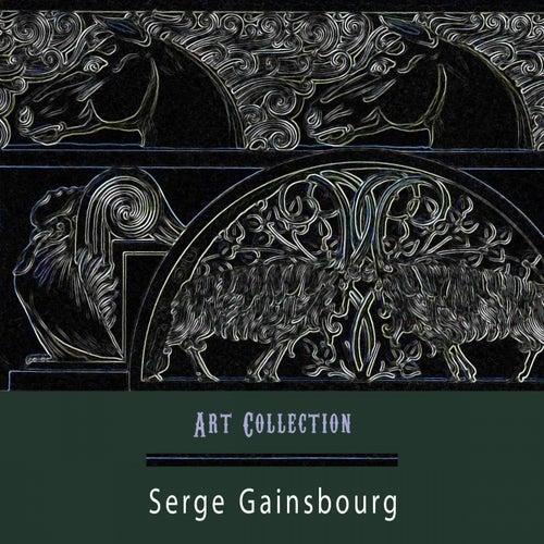 Art Collection de Serge Gainsbourg