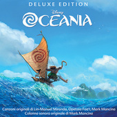 Oceania (Colonna Sonora Originale/Deluxe Edition) di Various Artists