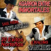 Agarron Entre Inmortales 20 Exitos Norteños by Various Artists
