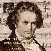 Beethoven: Piano Sonatas, Op. 2 de Thomas Leyer