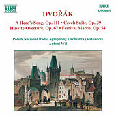 Play & Download A Hero's Song - Czech Suite by Antonin Dvorak | Napster