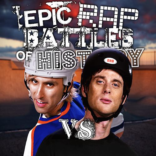 Play & Download Tony Hawk vs Wayne Gretzky by Epic Rap Battles of History | Napster