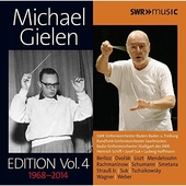 Michael Gielen Edition, Vol. 4 (1968-2014) by Various Artists
