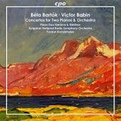 Play & Download Bartók & Babin: Piano Concertos by Piano Duo Genova | Napster