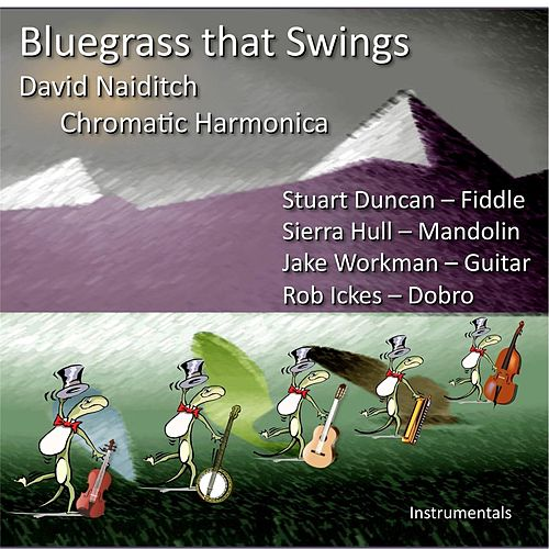 Play & Download Bluegrass That Swings by David Naiditch | Napster