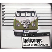 Play & Download Minor Misdemeanors by Hellsongs | Napster