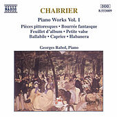Play & Download Piano Works Vol. 1 by Emmanuel Chabrier | Napster