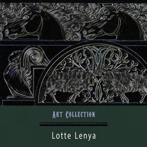 Art Collection von Lotte Lenya
