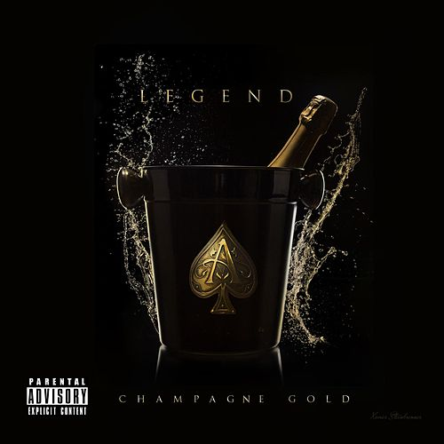 Play & Download Champagne Gold by Legend | Napster