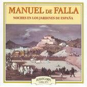 Noches en los Jardines de España by Manuel de Falla