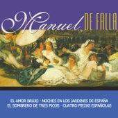 Manuel de Falla by Manuel de Falla