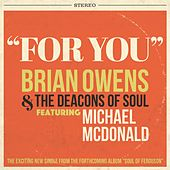 For You - single by Brian Owens