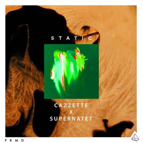 Play & Download Static (Cazzette x Supernatet Remix) by Cazzette | Napster