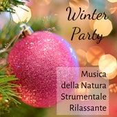 Winter Party - Musica della Natura Strumentale Rilassante per Inverno Caldo Spa Benessere Vacanze di Natale con Suoni Meditativi New Age Calmanti by Various Artists