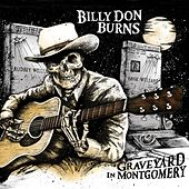 Graveyard in Montgomery by Billy Don Burns