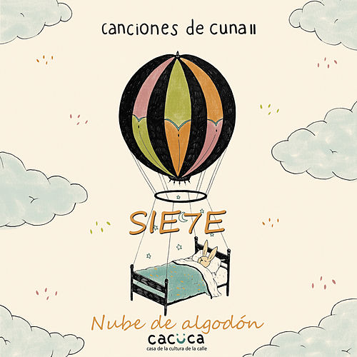 Play & Download Nube de Algodón by Sie7e | Napster